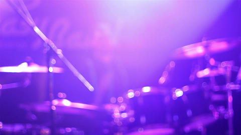 Disco music concert 18c Footage