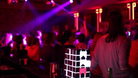 Disco club 08 Footage