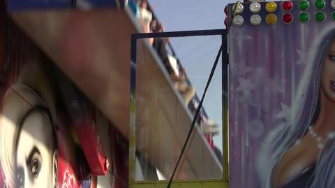 Amusement park 01 Footage