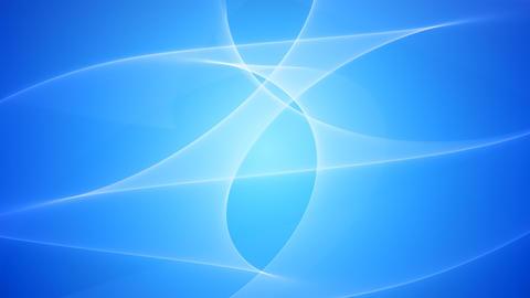 Blue wavy background Animation