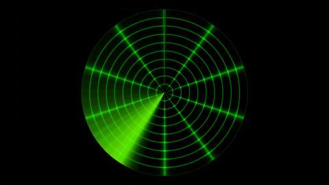 Linear Radar HD Animation