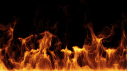 Fire HD stock footage