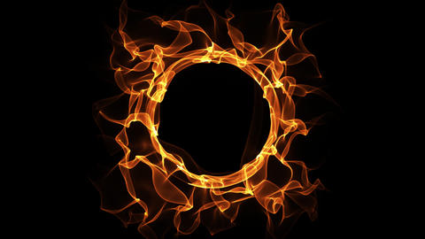 Fire Ring HD Animation