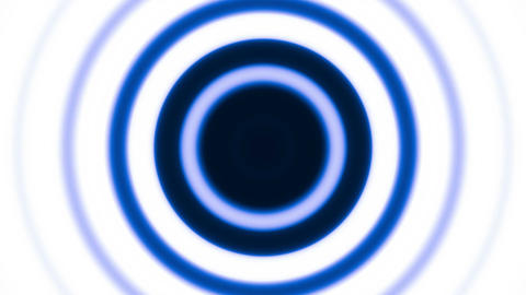 Blue rings Animation