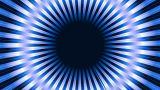 Blue Rays stock footage