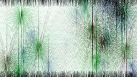 Crayon sketch background,plant,leaves,grass,frosted glass.Crystal,structure,geometry,mesh,social net Animation