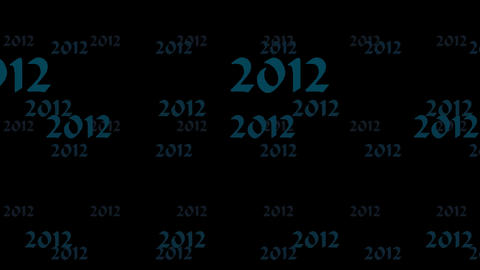 2012, Stock Animation