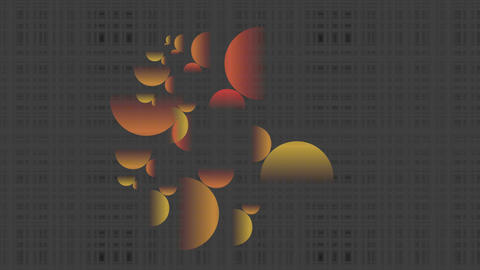 Appearing full-spheres Animation