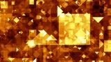 Gold (yellow) Crystals stock footage