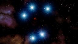Falling stars Animation