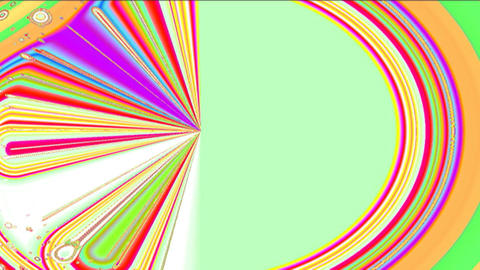 Bright flickering abstraction Animation