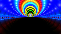 Abstraction - a fantastic tunnel Animation