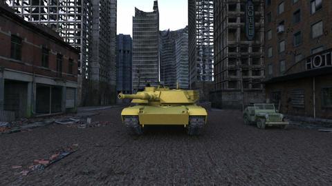 Tank Animation