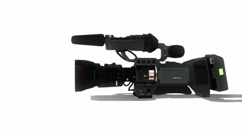 Video Camera Stock Video Footage