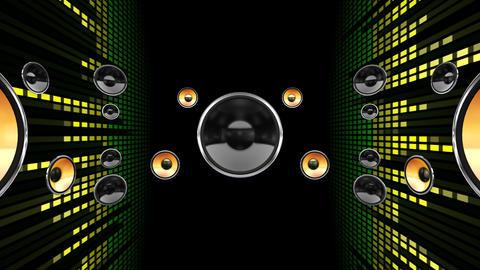 Disco Space 3 RAfLB HD Stock Video Footage