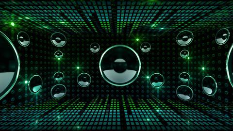 Disco Space 3 RArD3B HD Stock Video Footage