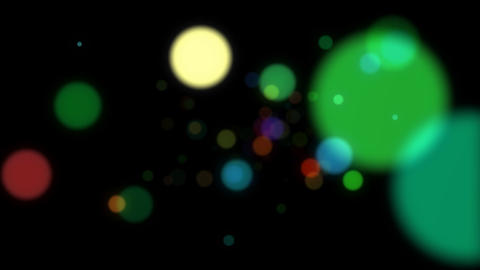particles 2 Stock Video Footage