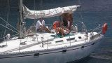 Sailing yacht Footage
