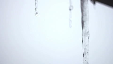 icicle 6 Stock Video Footage