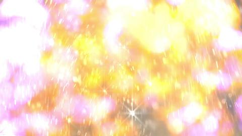 Christmas snowflakes Stock Video Footage