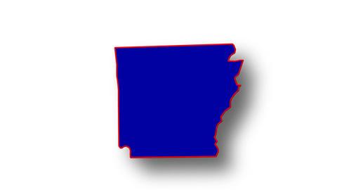 Arkansas 02 Stock Video Footage