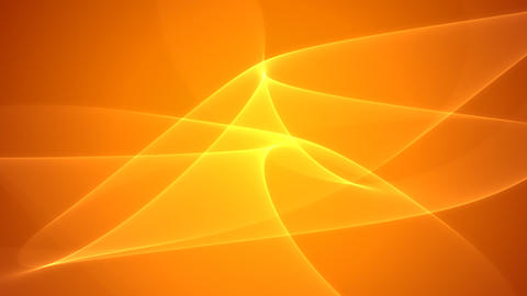 Orange background CG動画素材