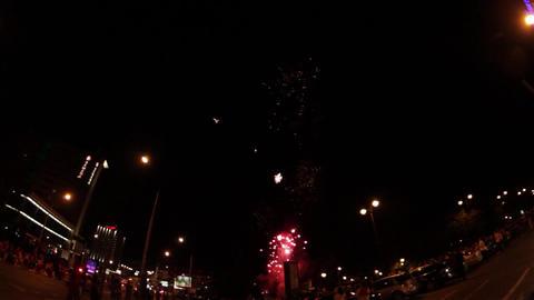 Fireworks 09 Footage
