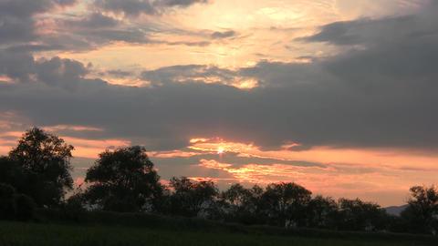Sunset 64 Footage
