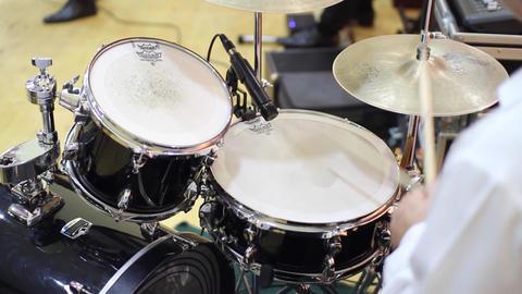 Drummer 06 Footage