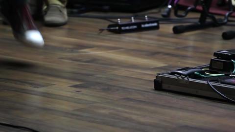 Dance steps 17 Footage