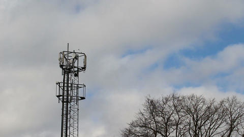 Cellphone mast Footage