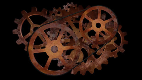 Steampunk VJ Loops 2