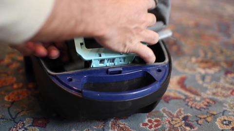 Vacuum cleaner 12 Footage