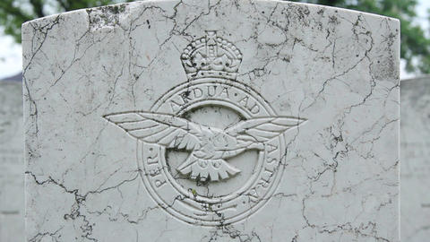 Militar cemetery 23 Footage