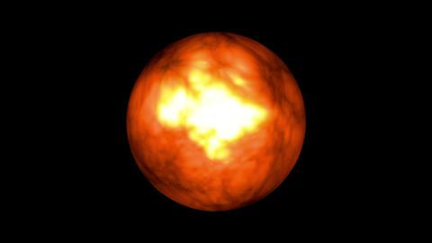 惑星 2 CG動画