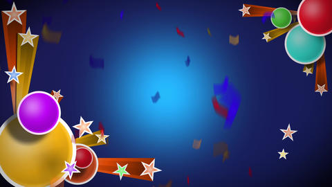 Celebrate 1 Animation