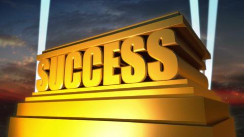 Success Logo Animation