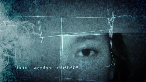 Horror Background Animation