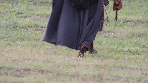 Ancient warrior 02 Footage