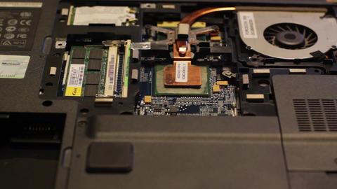 Laptop screws Live Action