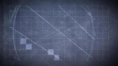 Hi Tech Background Animation