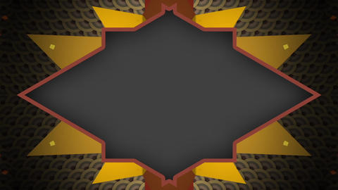 Kaleidoscope Frame Animation