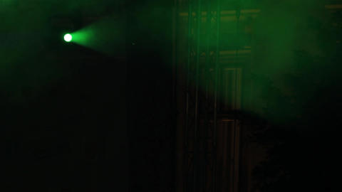 Stage lights 02 Footage