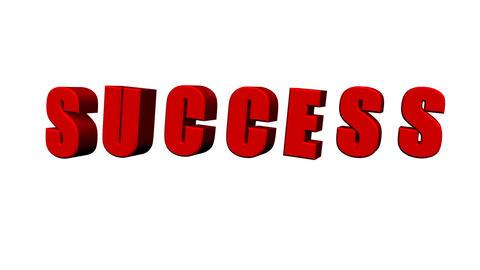 Success Dance stock footage
