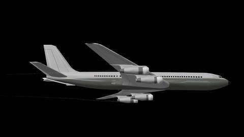 Airplane Transition Animation