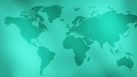 World Map, 4k, World, Background, Business, Communication, Concept, Continents,  stock footage