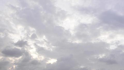 Purple Clouds Footage