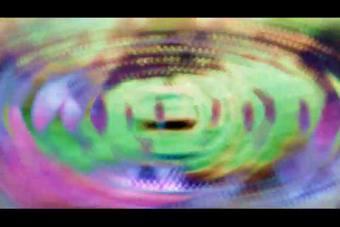 Blur And Polygon Bg 3 stock footage