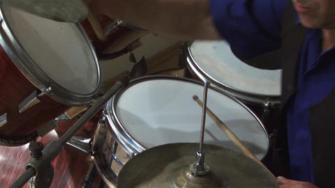 Musicians 2d Stock Video Footage