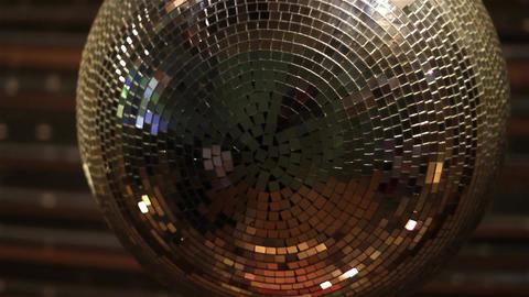 Mirror ball 01 Stock Video Footage